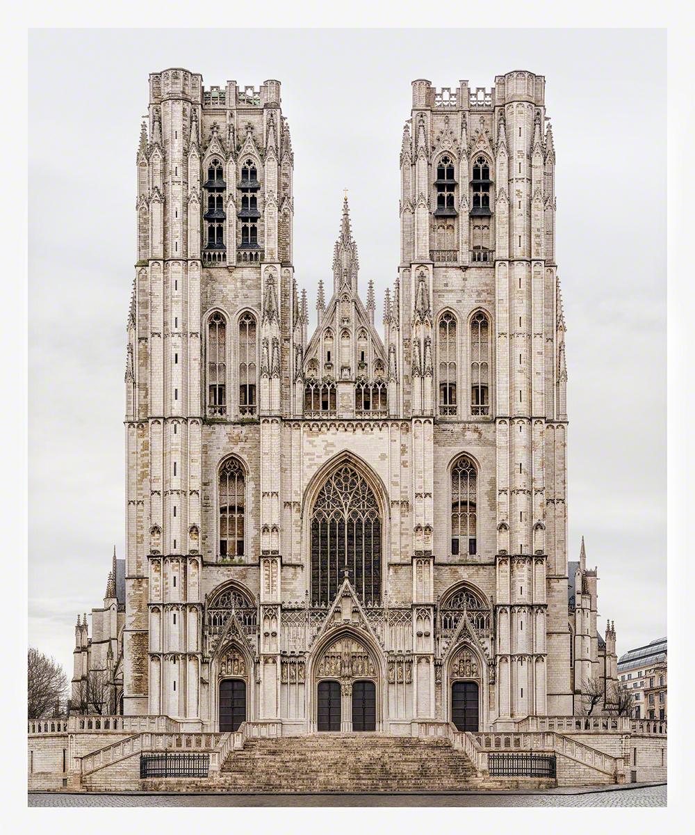 Bruxelles, Sint-Michiels en Sint-Goedelekathedraal, 2015-2016.© Markus Brunetti