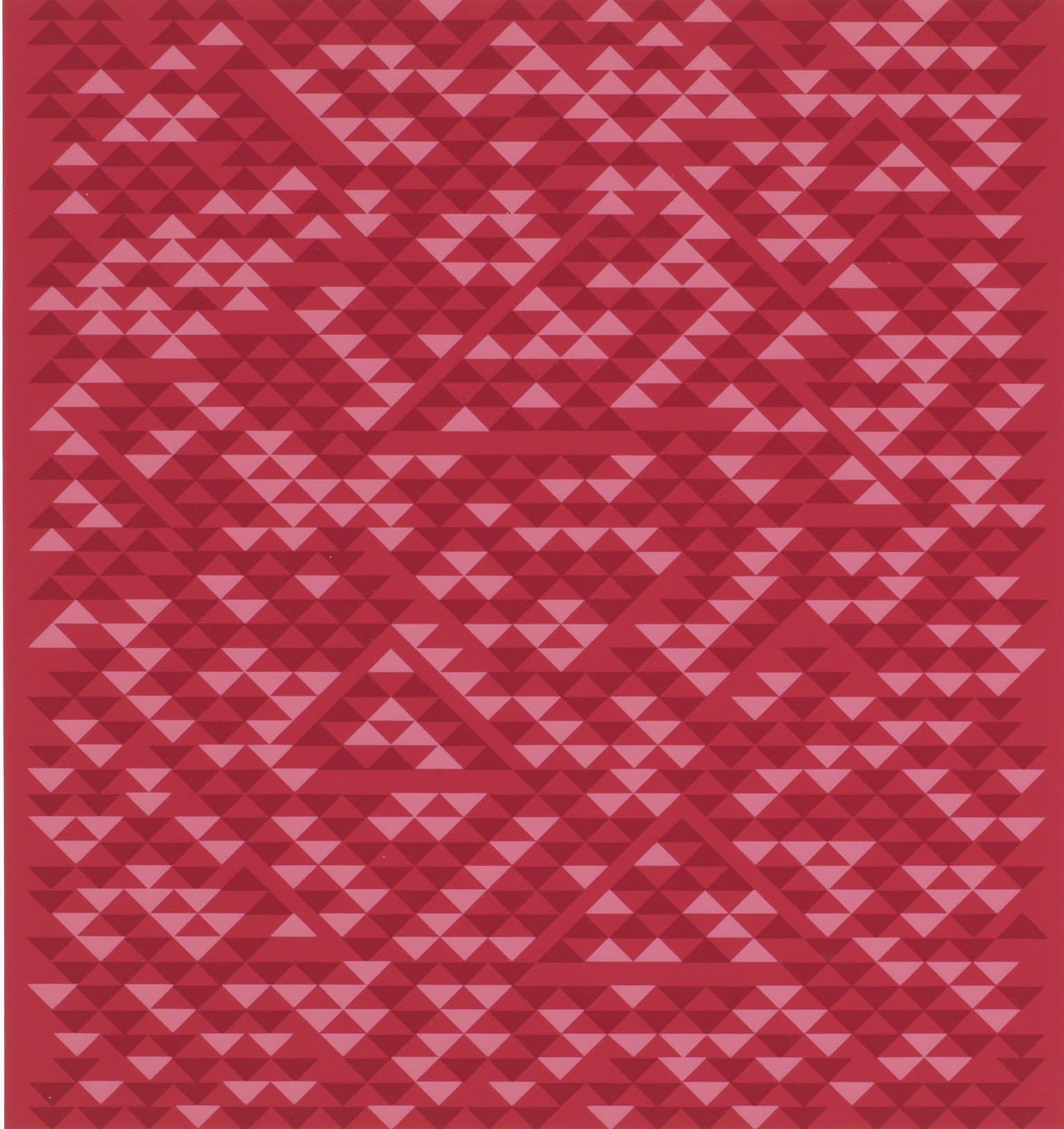 Anni Albers, Camino Real, 1967. Courtesy the Joyef and Anni Albers Foundation and Alan Cristea Gallery