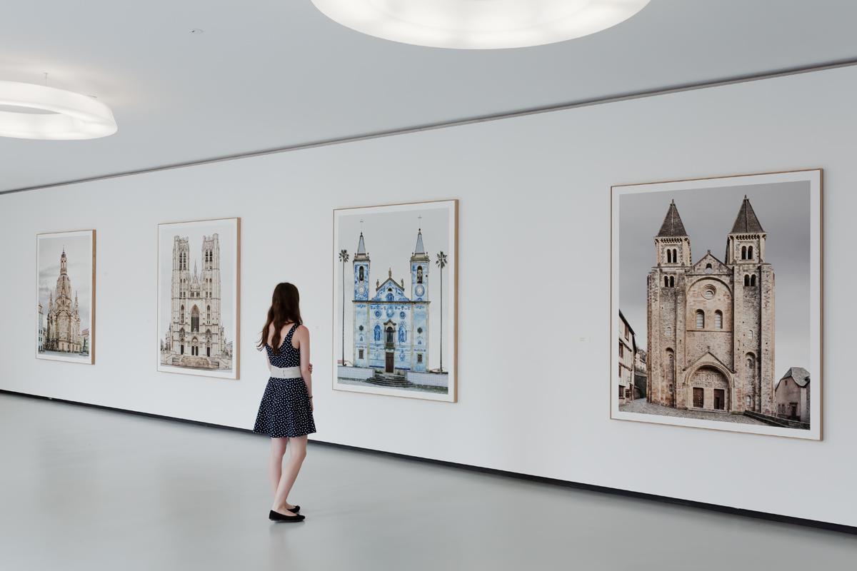 Markus Brunetti – FACADES © Musée des beaux-arts le Locle, 2016. Photo Lucas Olivet
